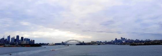 Goodbye Sydney!