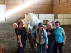 Part 117 – Clicker Training at Cavalia Retirement Farm